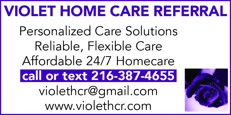 VIOLET HOME HEALTH