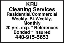 KRU Cleaning Services Commerical Cleaning Covid-19 fogger Disinfecting for Businesses