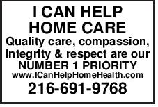I CAN HELP HOME CARE