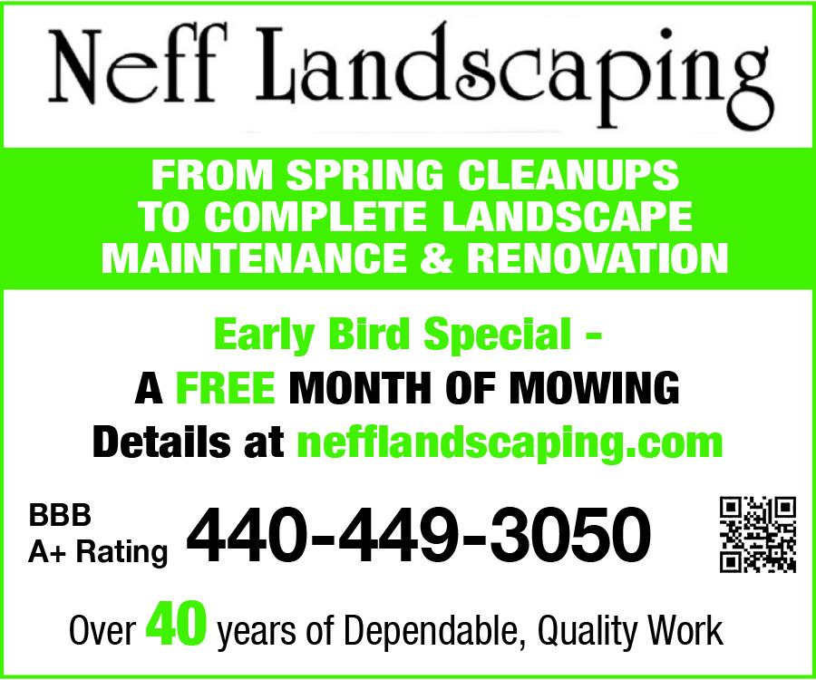 NEFF LANDSCAPING