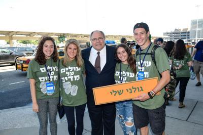 Israel's Consul-General in New York Dani Dayan