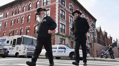 New York City will install 100 new security cameras in Orthodox Brooklyn neighborhoods