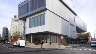 Ex-Nazi hunter goes after Whitney Museum for 'smear campaign' against businessman's Israel ties