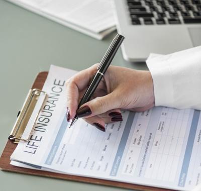 stock life insurance