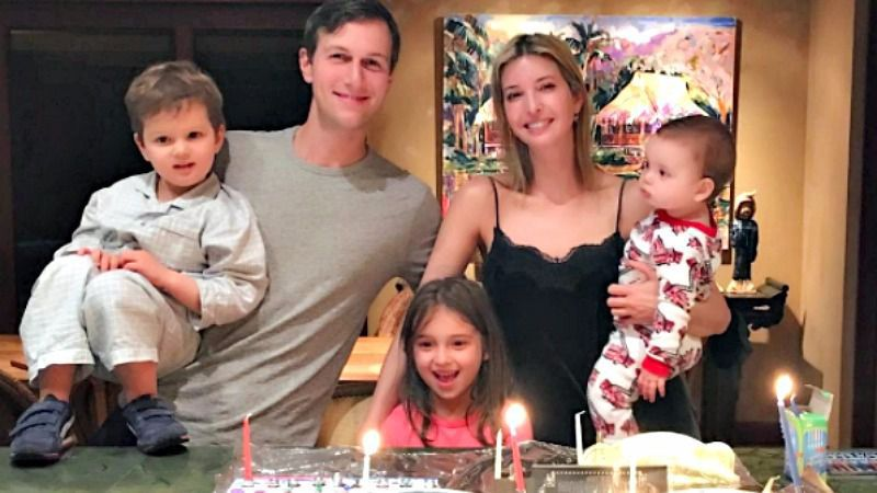 Kosher In The Capital Ivanka And Jared Face Limited