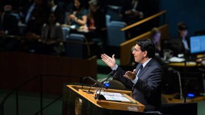 MIDEAST ISRAEL UNITED NATIONS