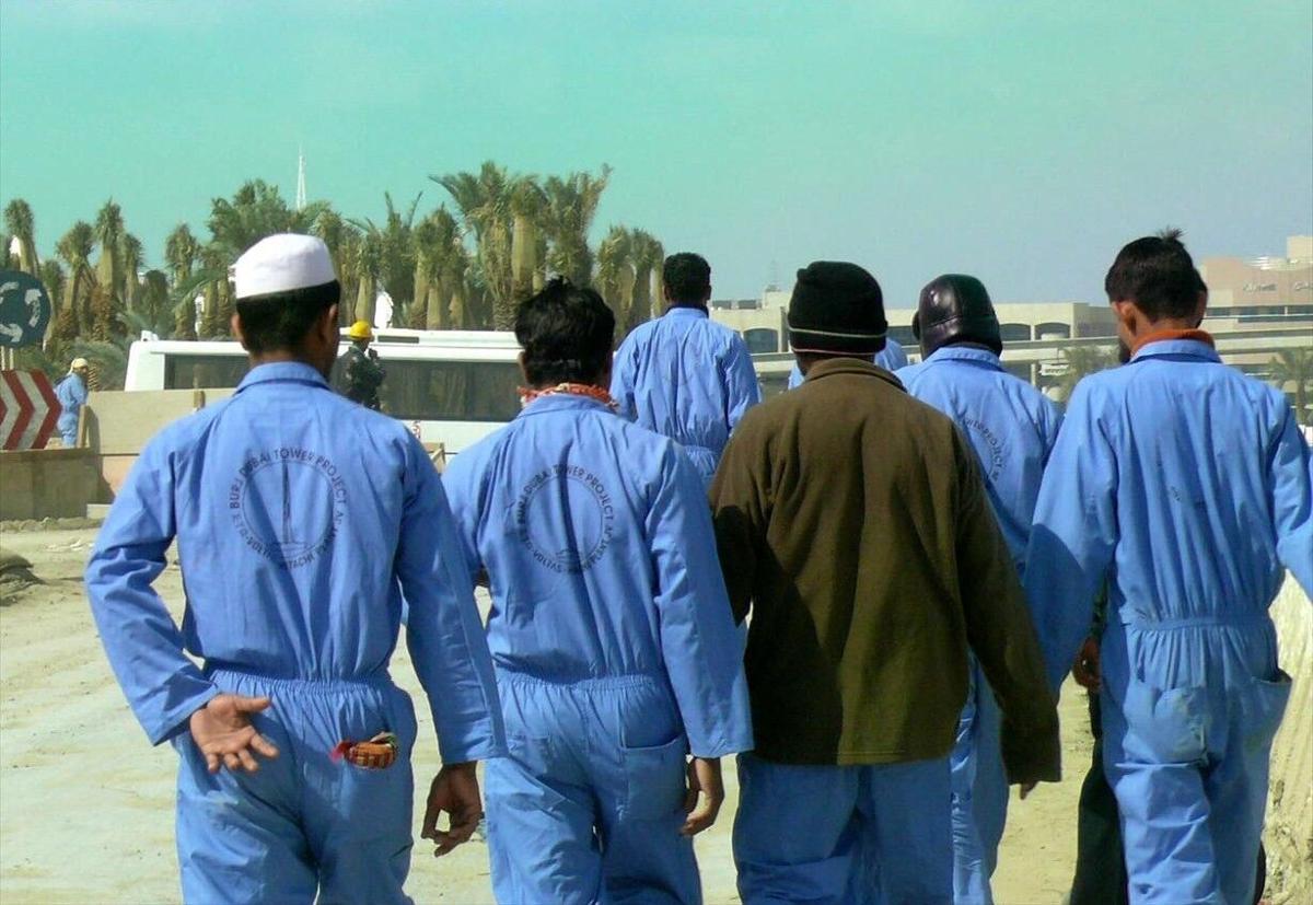 Dubai construction