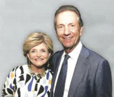 Penni and Steve Weinberg