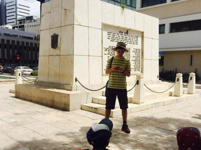 Kibbutz Shefaiim – Day One in Israel