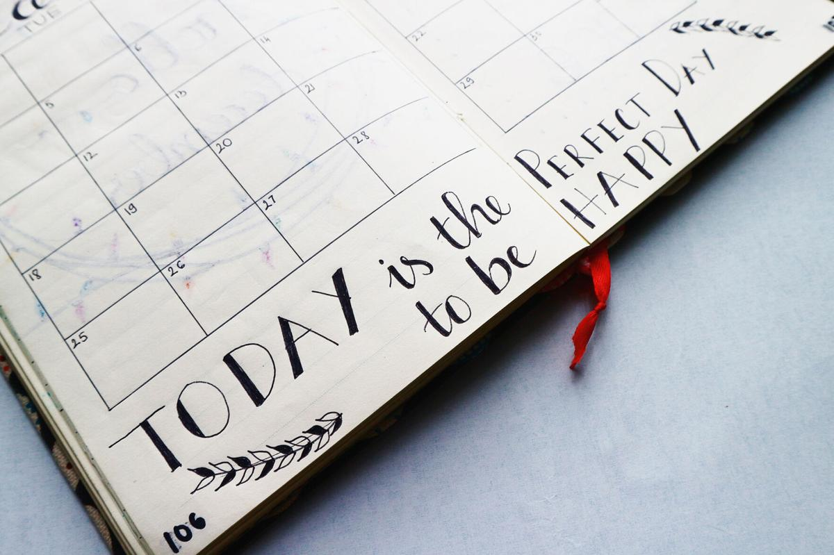 stock calendar planner
