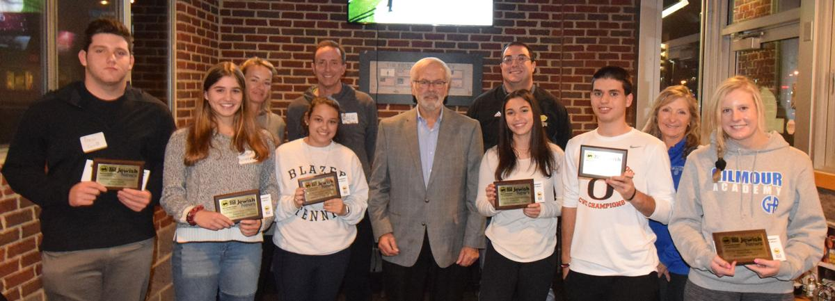 Local athletes honored by CJN, Buffalo Wild Wings