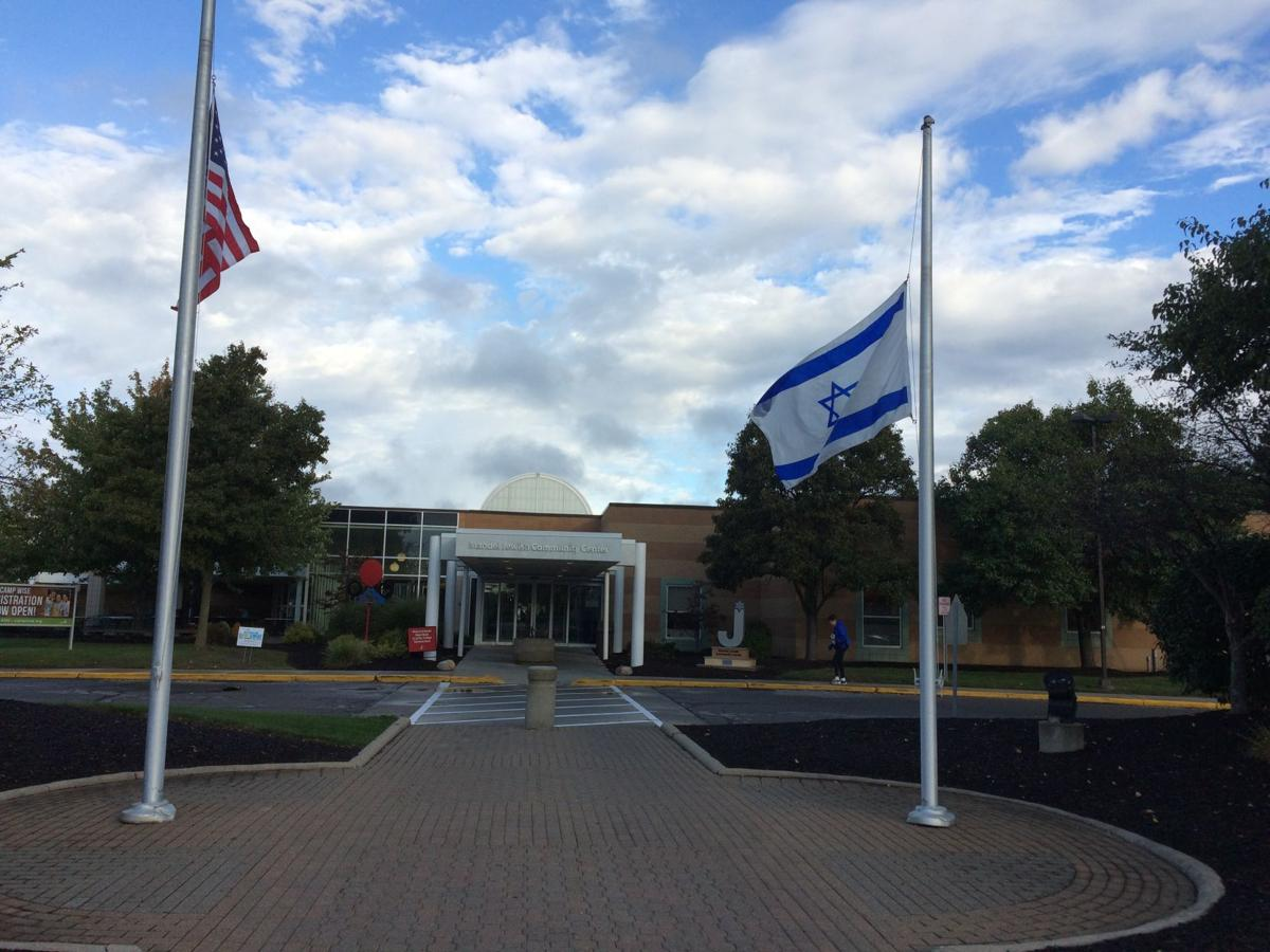 Flags at half-staff for Peres