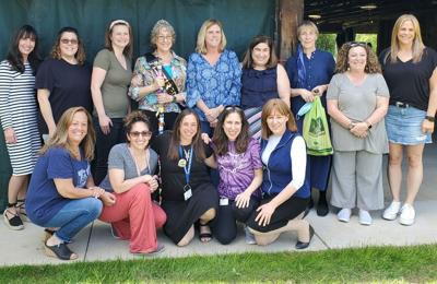 Early childhood educators meet in-person after 15 months