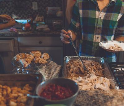 Stock thanksgiving