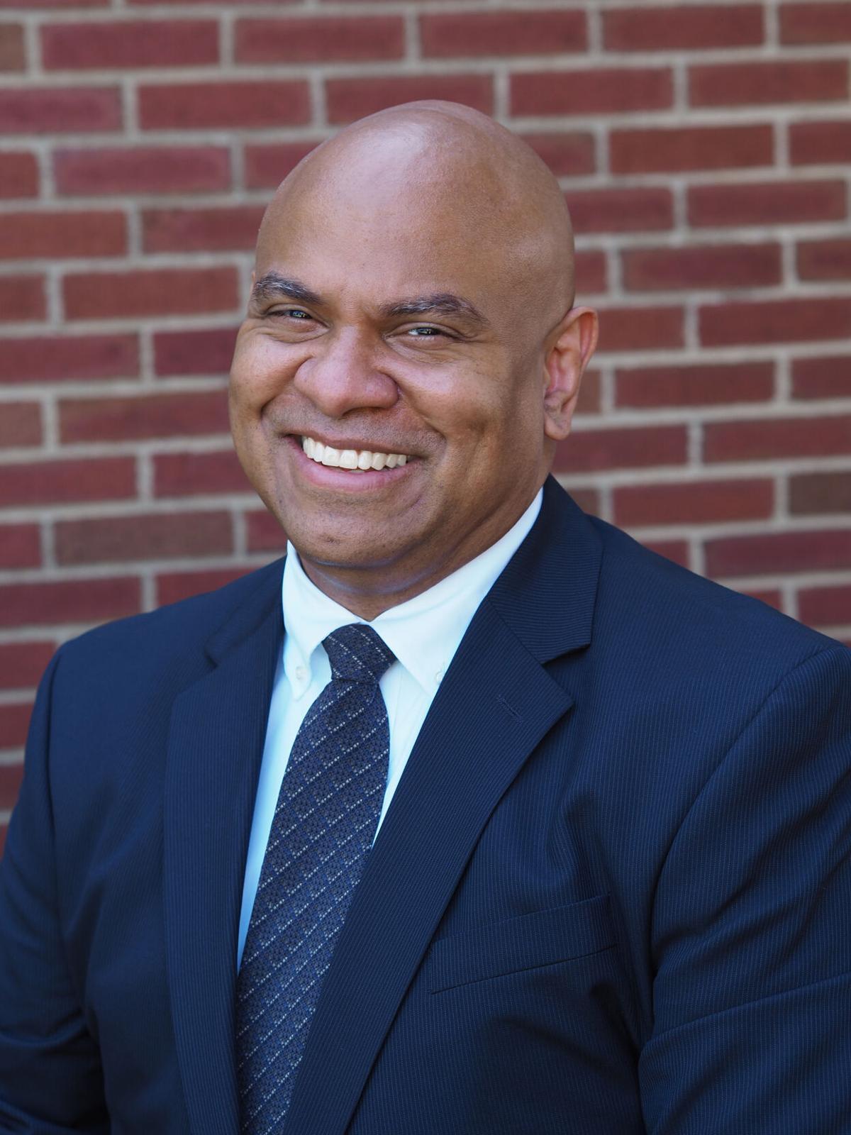 Fred Bolden - Solon Superintendent - Headshot