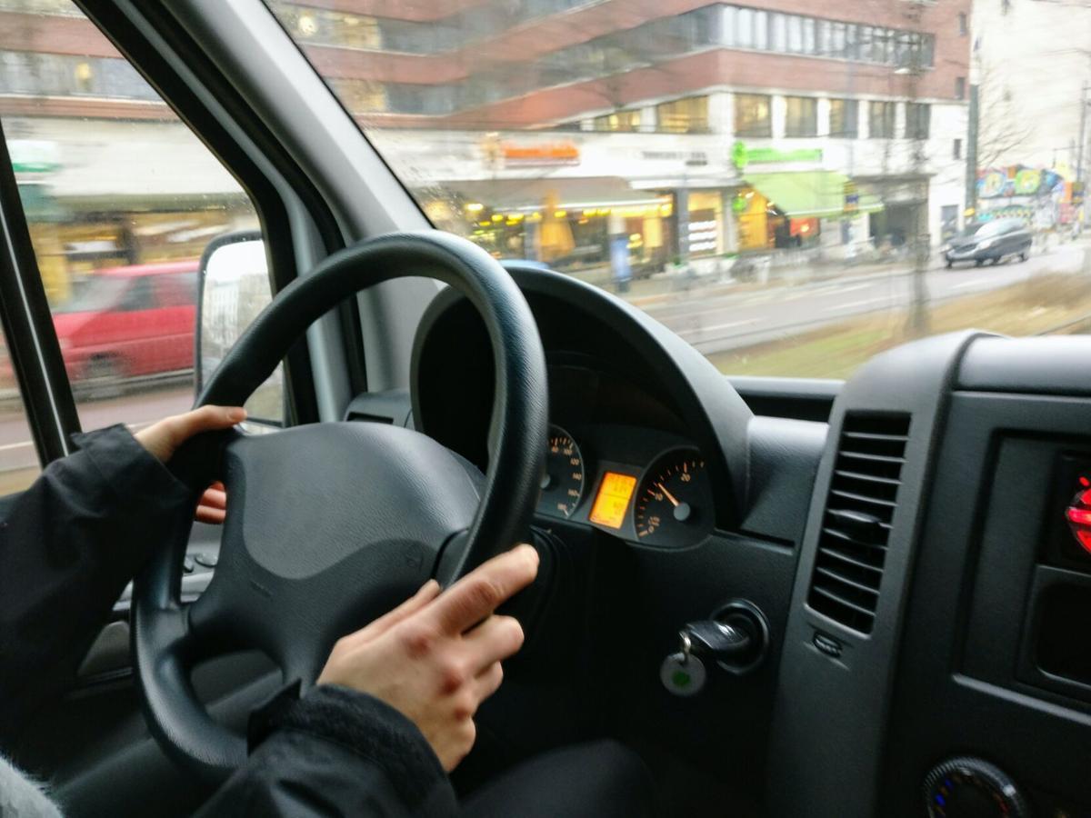 Stock transportation driving