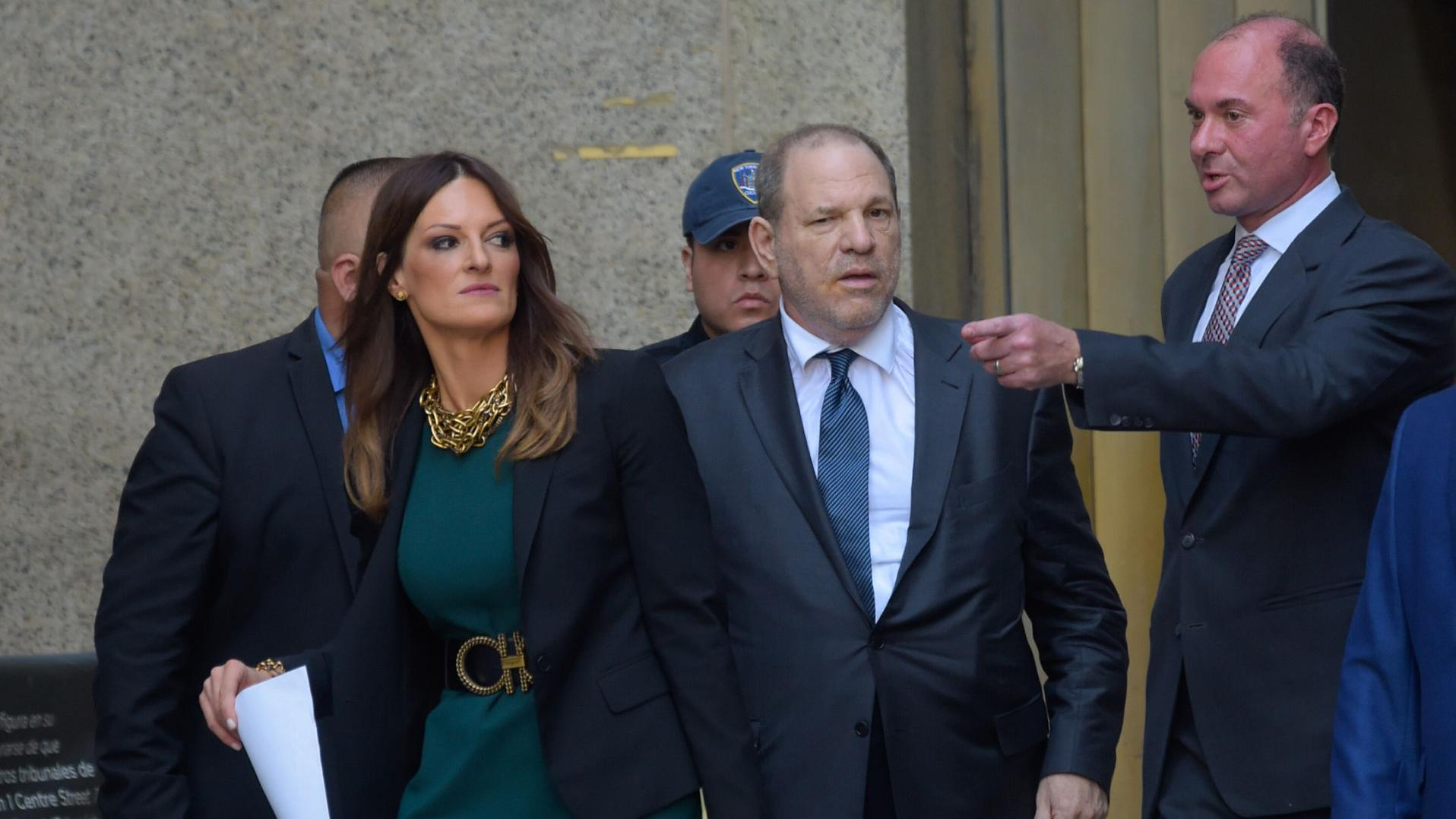 Harvey Weinstein accusers agree to $19 million settlement | JTA ...