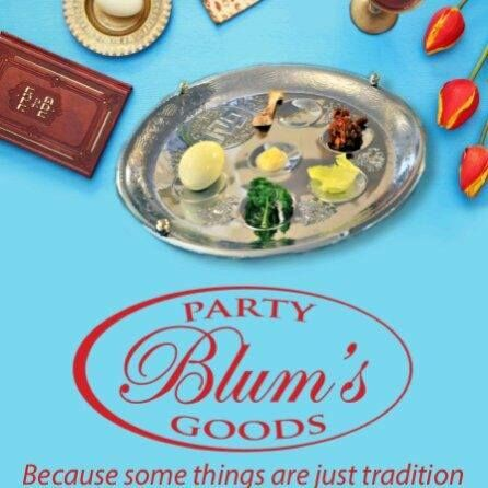 Blum's Party Goods