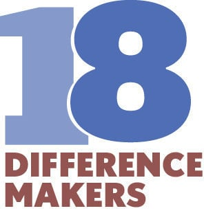 18 Difference Makers
