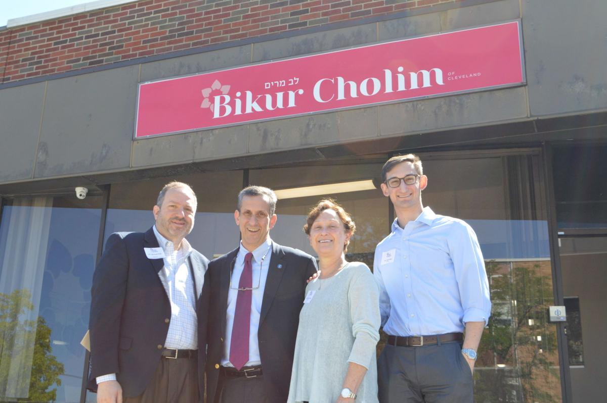Bikur Cholim opens new Cleveland Heights offices   Local