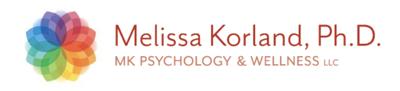 Melissa Korland Ph.D. logo