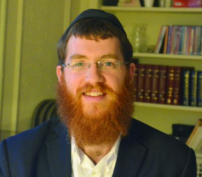 Rabbi Mendy Alevsky