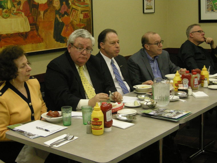Jewish Elected Officials of Cuyahoga County's meeting