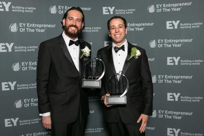 Adam Wallenstein and Michael Wallenstein