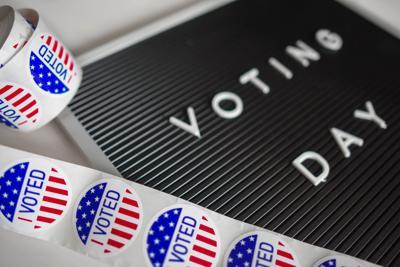 stock election vote voting