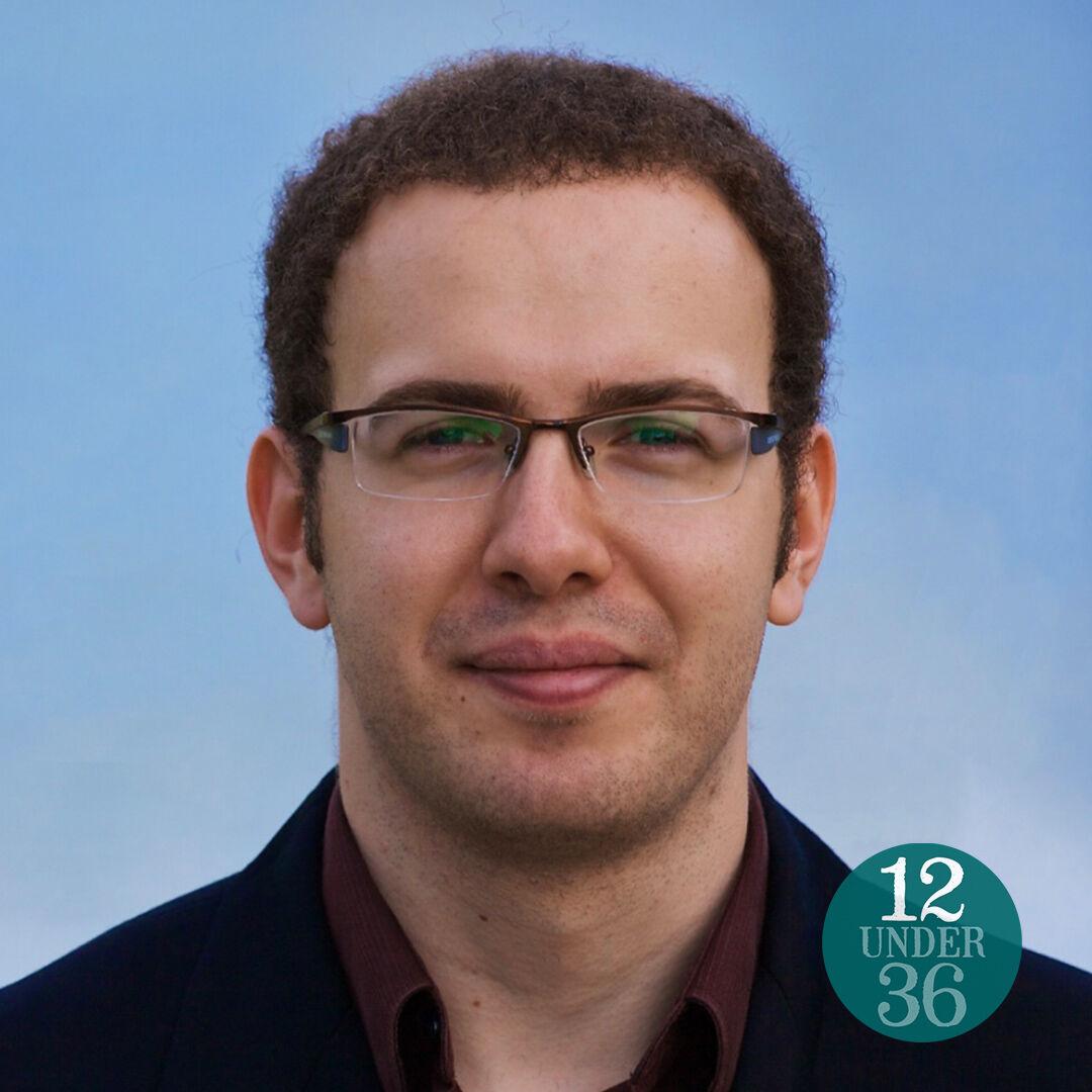 StanislavGolovin. 12 under 36 profile