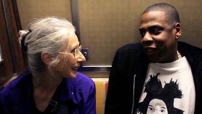 Ellen Grossman reviews new Jay-Z album | Find this article