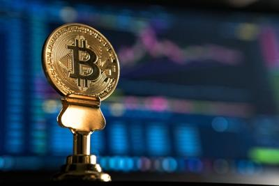 Stock bitcoin money