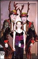 2 Cleveland natives part of Radio City spectacular