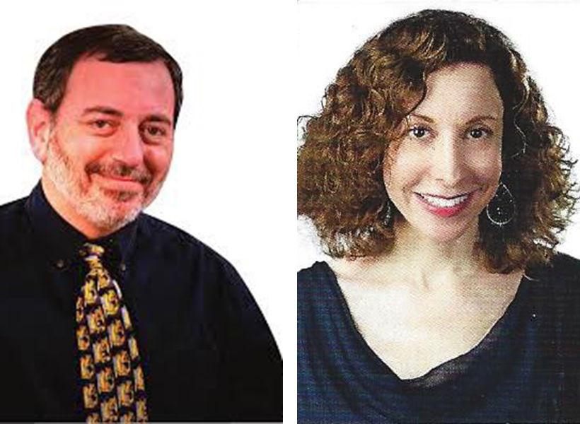 Arthur Gugick and Barbara Becker