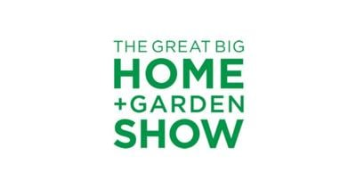 The Great Big Home and Garden Show logo