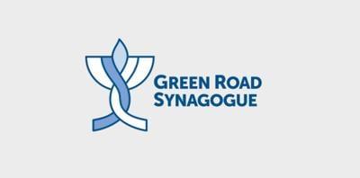 Green Road Synagogue logo