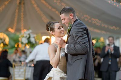 Nuptials: Laura and Zachary Lawrence