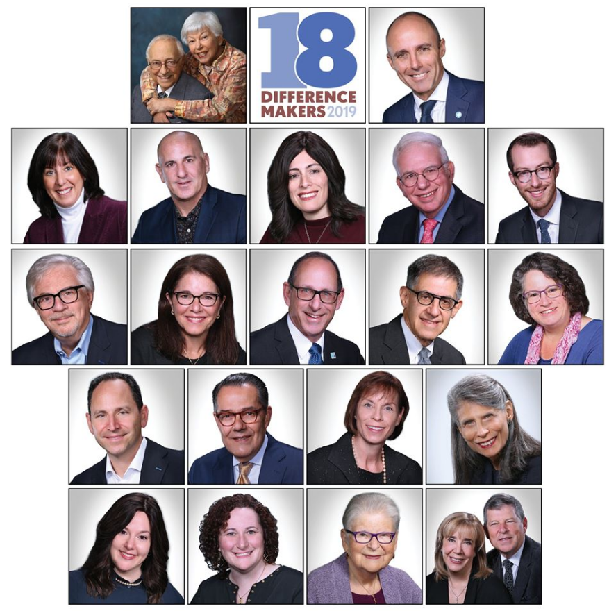 2019 18 Difference Makers