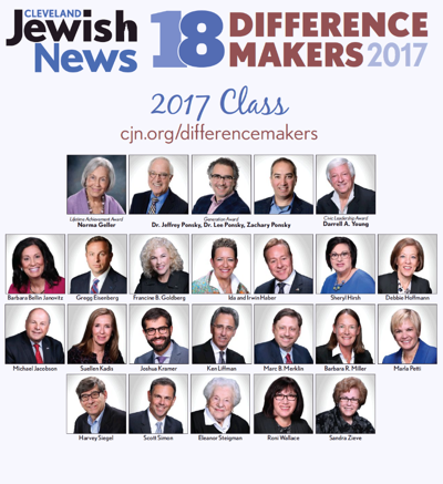 18 Difference Makers 2017 cover