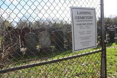 Lansing Avenue Jewish Cemetery