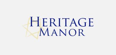 Heritage Manor logo