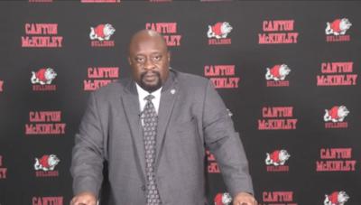Canton City Superintendent Jeff Talbert