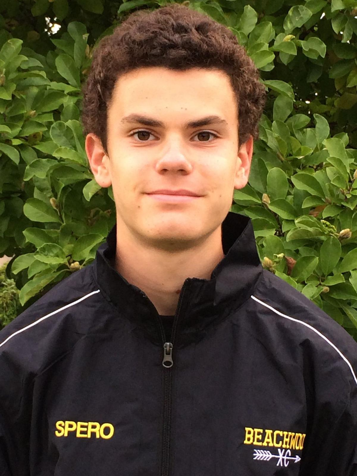 Player of the Week: Jack Spero | Find this article in the