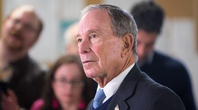 Billionaire former New York mayor Michael Bloomberg enters 2020 presidential race