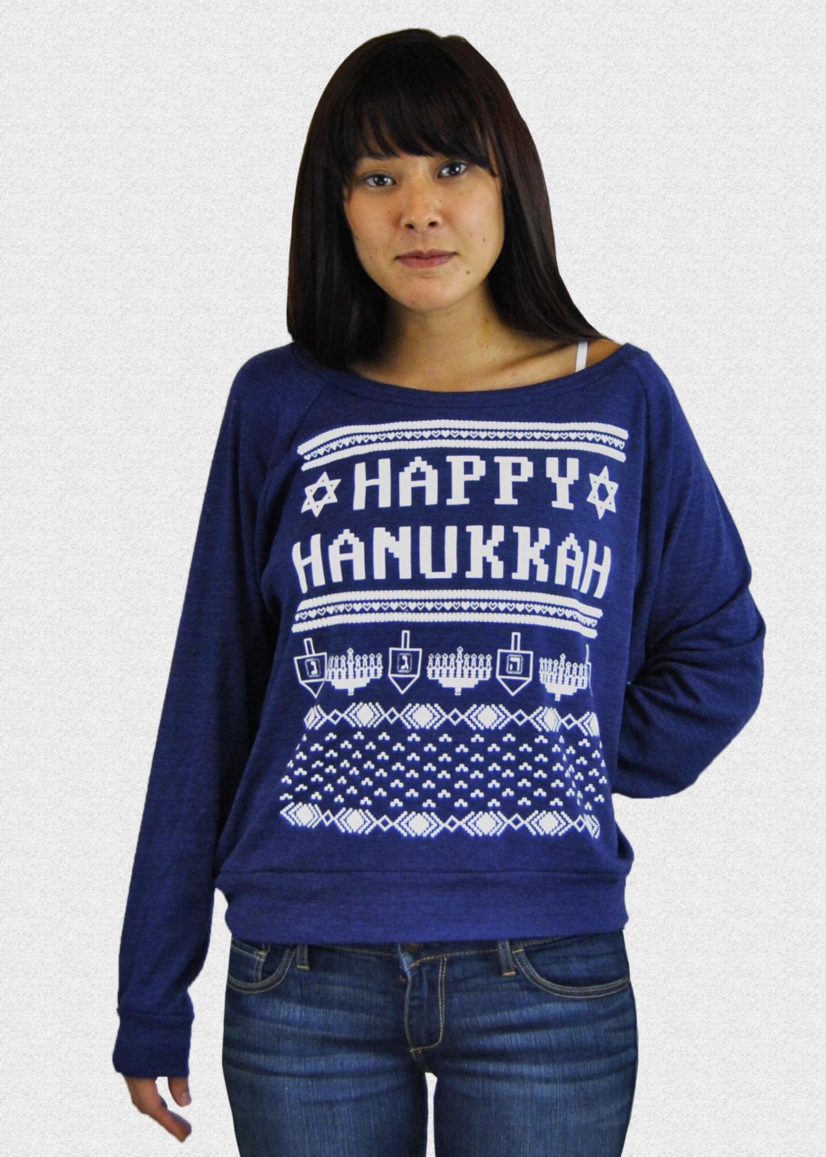 Chanukah knitwear – it can be found anywhere, everywhere | Chanukah ...
