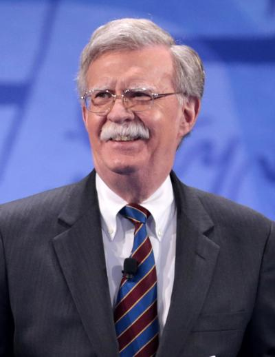 Jewish and Israel-related groups react to ouster of Bolton as national security adviser
