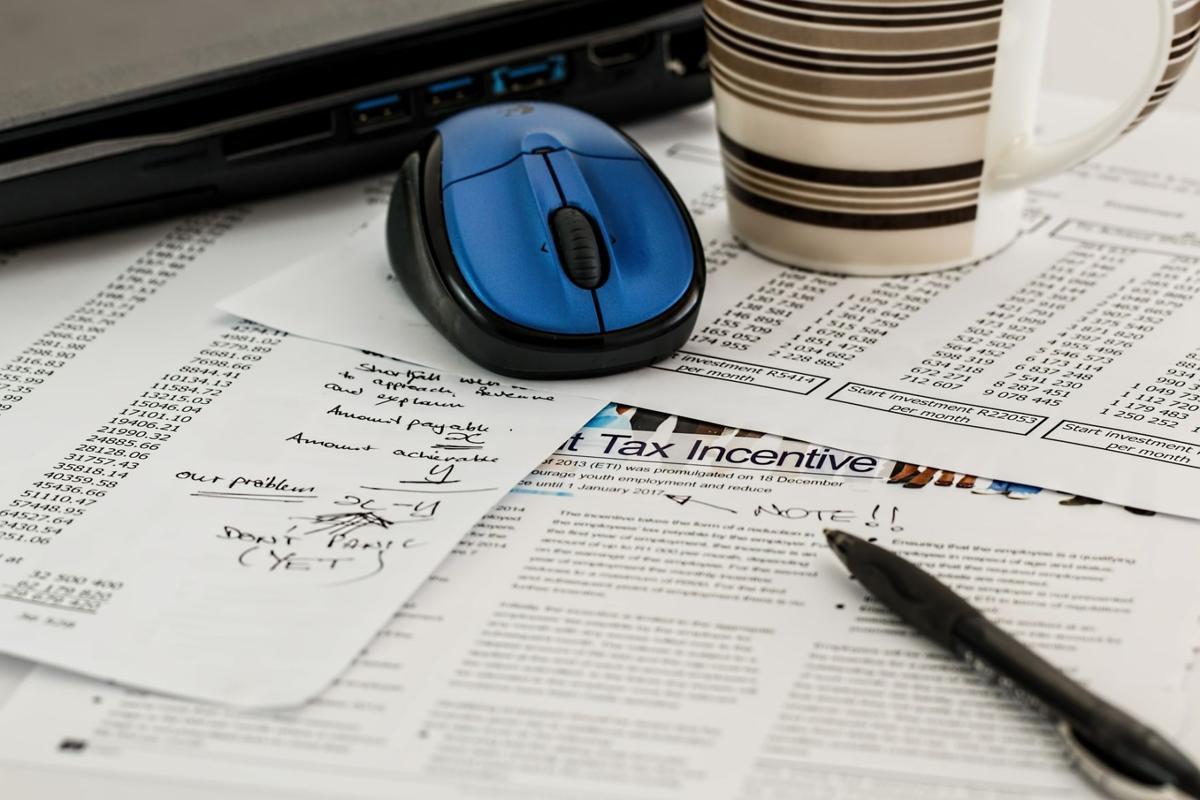Stock accounting