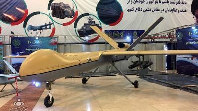 """An Iranian """"Shahed 129"""""""