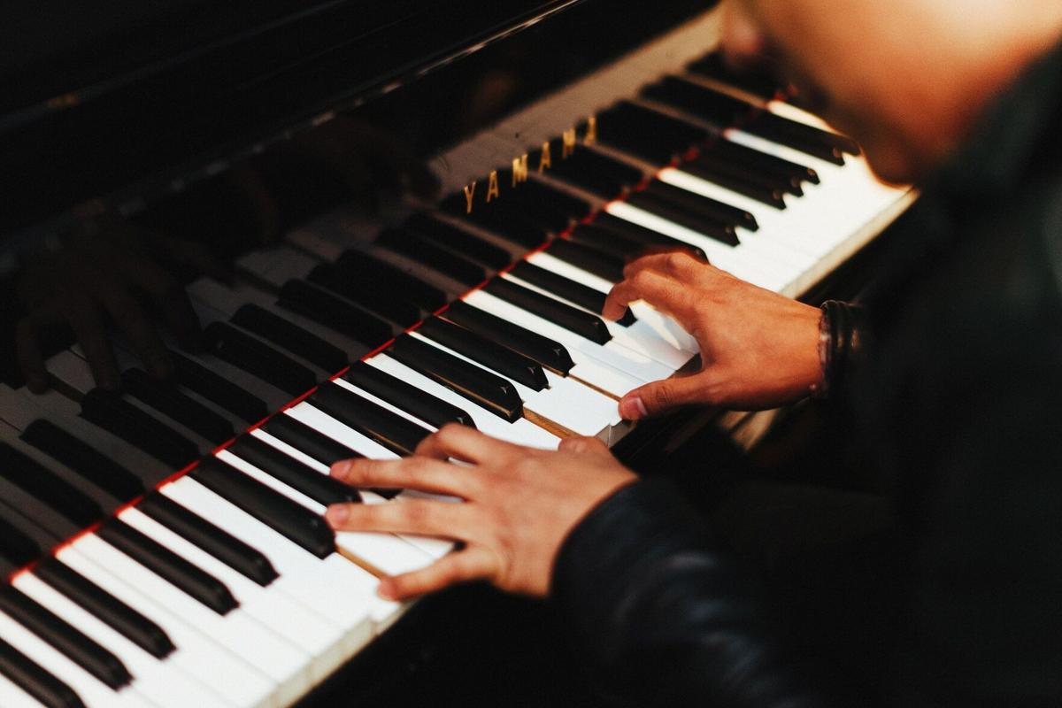 Stock piano