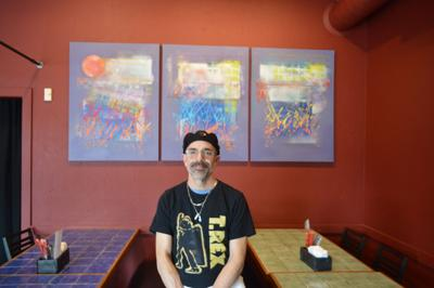 Mojo World Eats & Drink owner and chef Michael Herschman